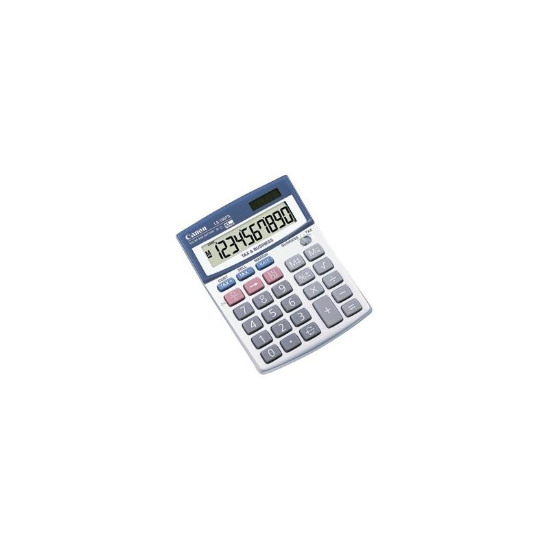 CALCULADORA BASICA CANON LS-100TS - Envío Gratuito