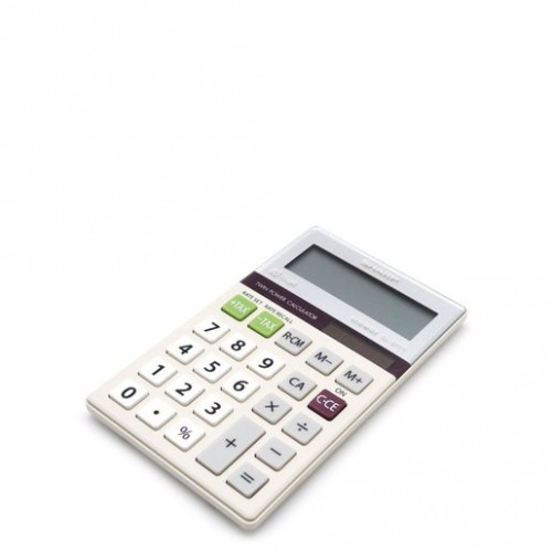 CALCULADORA BASICA SHARP EL-377TB ECOLOGICA ESCRITURA