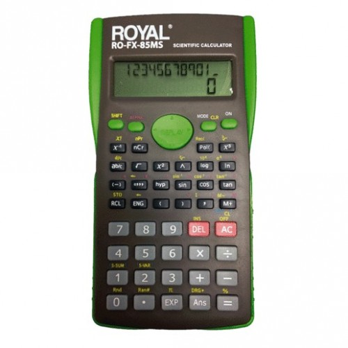 CALCULADORA CIENTIFICA ROYAL 52102L-M