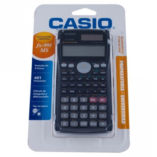 CALCULADORA CIENTIFICA CASIO FX991MS