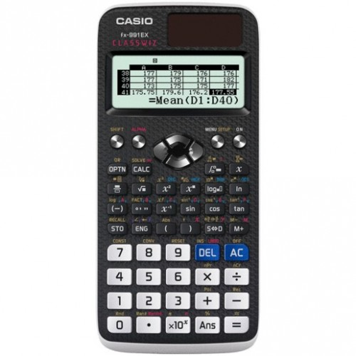 CALCULADORA CIENTIFICA CLASSWIZ FX-991EX