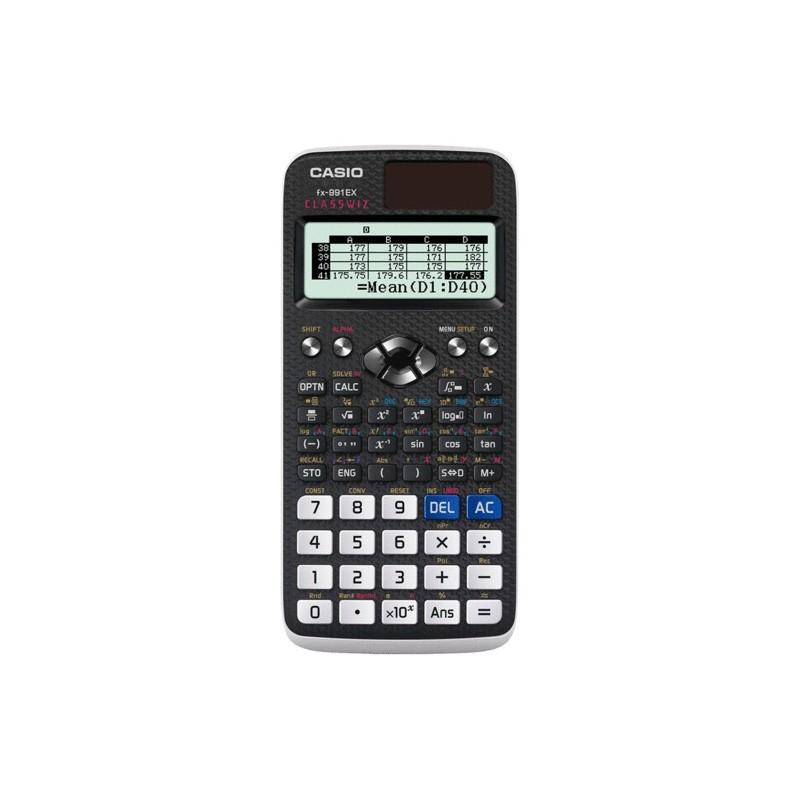CALCULADORA CIENTIFICA CLASSWIZ FX-991EX - Envío Gratuito