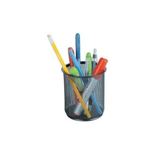 PORTALAPICES MESH COLOR NEGRO OFFICE DEPOT