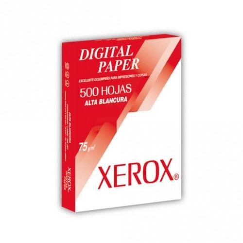 PAPEL DIGITAL TAMANO OFICIO RESMA CON 500 XEROX