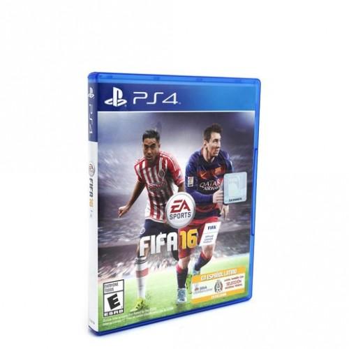 JUEGO PS4 FIFA 16 - Envío Gratuito