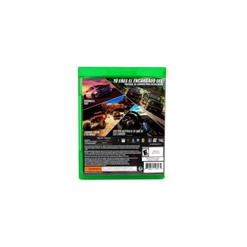 JUEGO XBOX ONE FORZA HORIZON 3 - Envío Gratuito