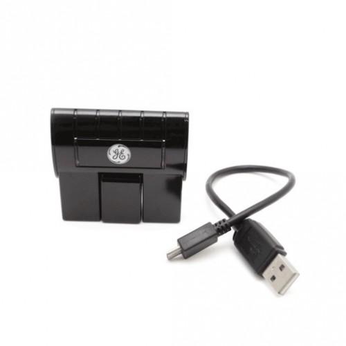 HUB USB 2.0 GENERAL ELECTRIC (4 PUERTOS FLEX) - Envío Gratuito