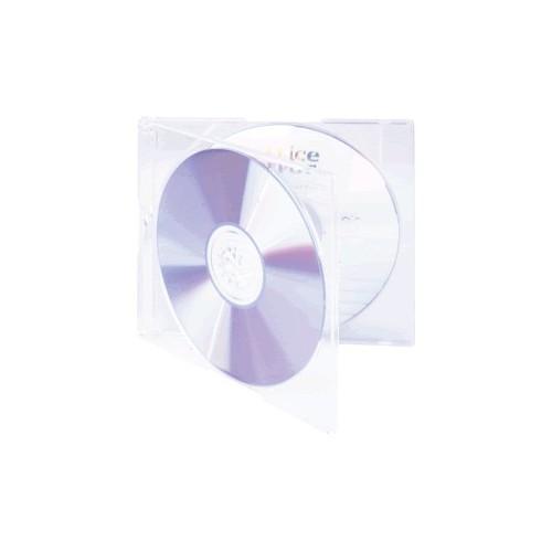 ESTUCHES PARA CD/DVD OFFICE DEPOT DOBLES 25 PIEZAS - Envío Gratuito