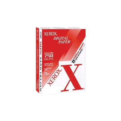 PAPEL DIGITAL TAMANO CARTA CON 750 HOJAS XEROX