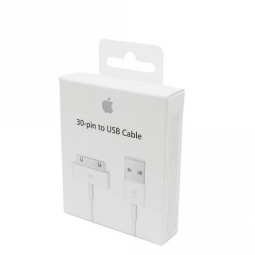 CABLE USB A 30 PIN APPLE - Envío Gratuito