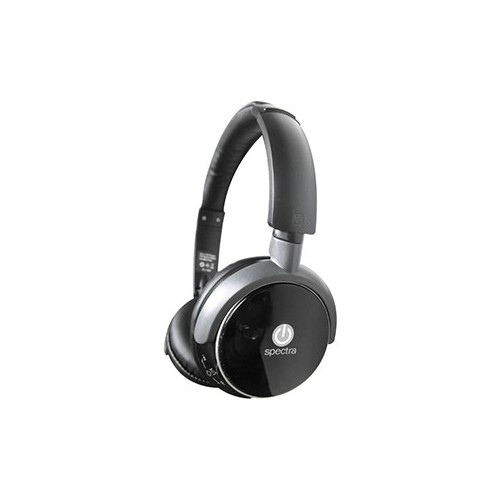 AUDIFONOS ON EAR SPECTRA NEGRO - Envío Gratuito