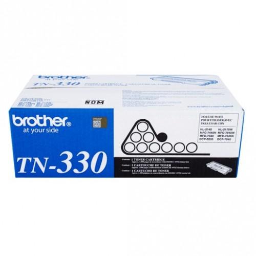 TONER NEGRO BROTHER TN-330 - Envío Gratuito