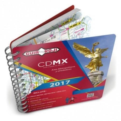 GUIA ROJI FORMATO CDMX 2017 - Envío Gratuito